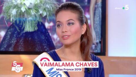 VIDEO C à vous – Miss France 2019 revient sur le harcèlement dont elle a été victime à l'adolescence