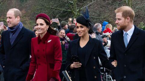 Le Prince William confirme des «différends» avec Harry et Meghan