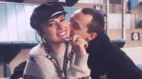 PHOTOS Alizée et Grégoire Lyonnet: leurs tendres mots d'amour pour la Saint-Valentin