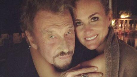 PHOTO Laeticia Hallyday: son émouvante déclaration à Johnny pour la Saint-Valentin