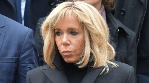 Brigitte Macron: menacée par un internaute, elle porte plainte