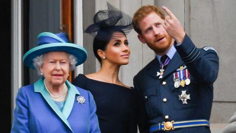 La reine Elizabeth II furieuse: ce qu'elle a ordonné au prince Harry et à Meghan Markle