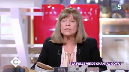 VIDEO Le coup de gueule de Chantal Goya contre Patrick Sabatier