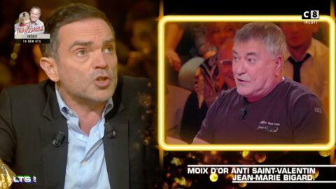VIDEO Yann Moix prend la défense de Jean-Marie Bigard après sa blague sur le viol
