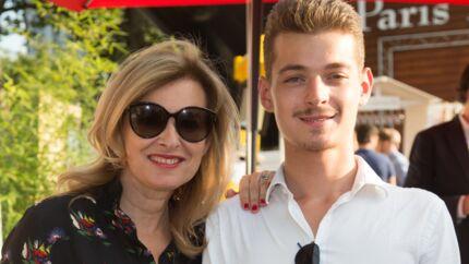 Valerie Trierweiler: la touchante surprise de son fils pour son anniversaire