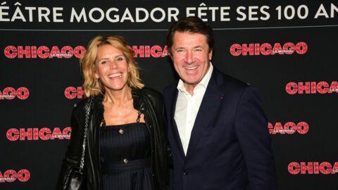 PHOTOS Christian Estrosi et Laura Tenoudji: tendre moment avec leur fille Bianca au carnaval de Nice