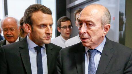 Emmanuel Macron: cette question qui obsède Gérard Collomb depuis son départ du gouvernement
