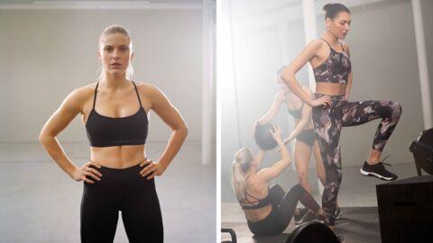 Forme – Oysho se lance dans le CrossFit!