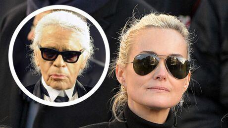 PHOTOS Mort de Karl Lagerfeld: Laeticia Hallyday lui rend hommage en partageant des souvenirs uniques de Johnny