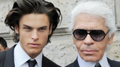 Mort de Karl Lagerfeld: Baptiste Giabiconi dévasté, il brise enfin le silence