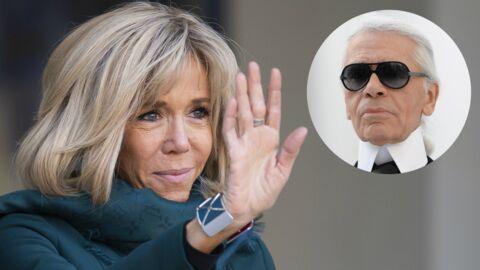 Mort de Karl Lagerfeld: retour sur sa relation particulière avec Brigitte Macron
