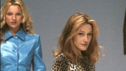 Carla Bruni: le surnom très piquant que Kate Moss lui donnait lorsqu'elles étaient mannequins