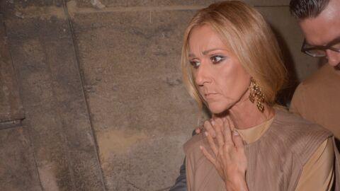 PHOTO Mort de Karl Lagerfeld: l'hommage touchant de Céline Dion au défunt couturier