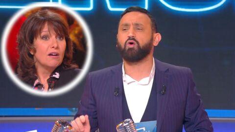 VIDEO TPMP: le petit tacle de Carole Rousseau à Cyril Hanouna après l'appel au boycott de son émission
