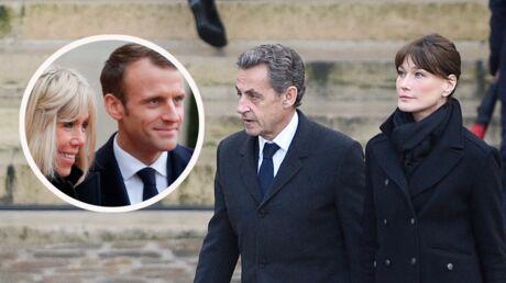 Carla Bruni compare son couple à celui de Brigitte et Emmanuel Macron