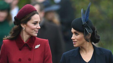 Kate Middleton: son camouflet à Meghan Markle durant sa baby shower
