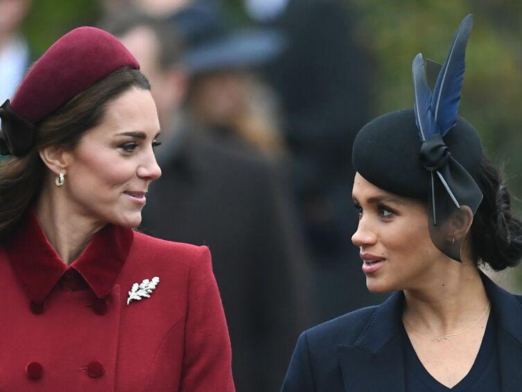 Kate Middleton : son camouflet à Meghan Markle durant sa baby shower