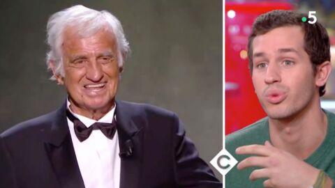 VIDEO Jean-Paul Belmondo: cette petite phrase qui a bouleversé son petit-fils Victor
