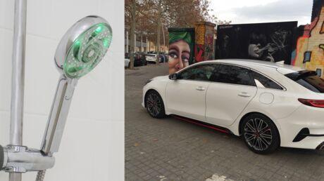 Les crash-tests de Voici: Peut-on économiser l'eau? Peut-on faire du circuit avec sa voiture de tous les jours?