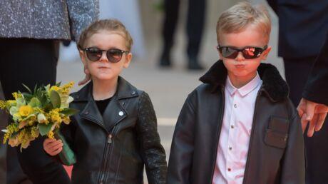 PHOTOS Jacques et Gabriella de Monaco: leurs tenues 100% rock'n'roll font l'unanimité!
