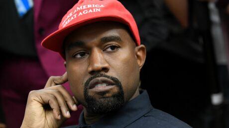 PHOTOS Kanye West a encore pété les plombs: découvrez sa nouvelle coloration hallucinante