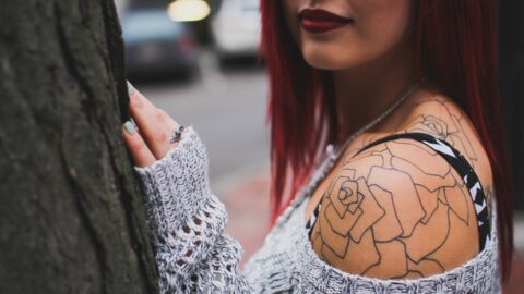 Tatouage rose – Les plus belles réussites