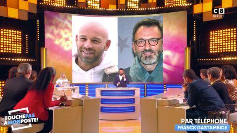 VIDEO Rendez-vous en terre inconnue: Franck Gastambide ne compte pas revoir Frédéric Lopez avant l'émission