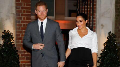 Meghan Markle et le prince Harry: qui sont les deux acteurs qui vont les incarner dans un téléfilm?