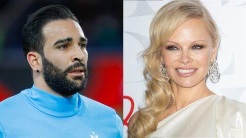 PHOTO Pamela Anderson et Adil Rami: très complices, ils posent ensemble sur un rare cliché