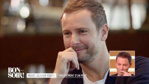 VIDEO Marc-Olivier Fogiel très surpris par le tout premier témoignage de son mari concernant la GPA