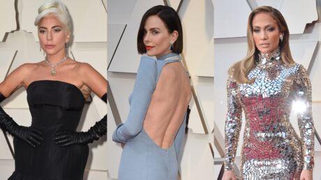 PHOTOS Oscars 2019: Charlize Theron en brune, le gros diamant de Lady Gaga, découvrez les meilleurs looks de la cérémonie