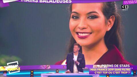 VIDEO Vaimalama Chaves à la recherche du buzz? Une ex-Miss France la tacle sévèrement