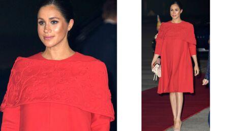 Meghan Markle – son look flamboyant en moins cher, c'est possible!
