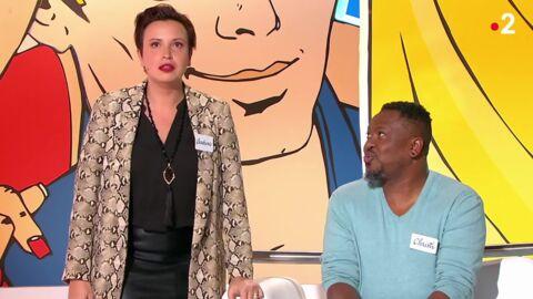VIDEO Les Z'amours: exaspérée, une candidate s'emporte contre son compagnon