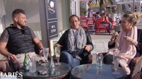VIDEO Mariés au premier regard: un candidat taclé par ses proches sur son infidélité chronique