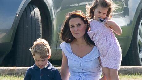 Kate Middleton: son beau programme pour les vacances de George et Charlotte