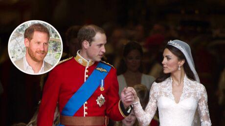 Le prince Harry: comment il a su que Kate Middleton était faite pour William