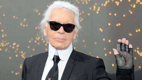 Karl Lagerfeld: cet accessoire dont il se servait pour «taper les gens qui l'agaçaient»