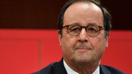 Emmanuel et Brigitte Macron: François Hollande tacle leurs produits dérivés