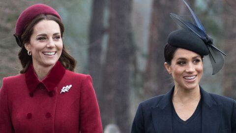 Kate Middleton: ce beau geste qui devrait définitivement la réconcilier avec Meghan Markle