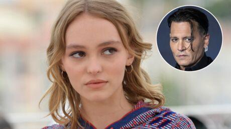 Johnny Depp: le message qu'il a envoyé à sa fille Lily-Rose juste après sa défaite aux César