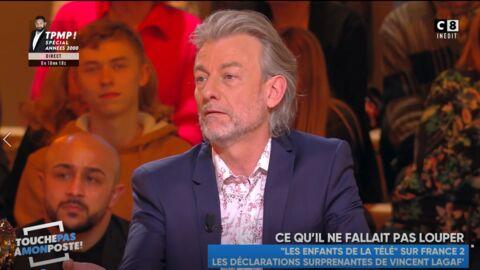 VIDEO Gilles Verdez dézingue Vincent Lagaf': «Il s'est servi de Cyril!»