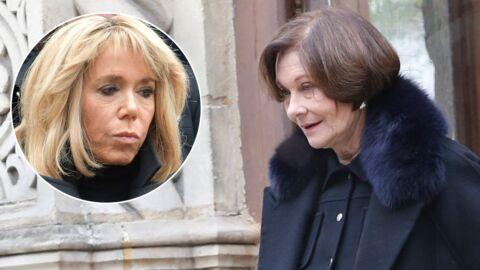 Brigitte Macron: ce gros coup de pouce à Macha Méril pour rendre hommage à Michel Legrand