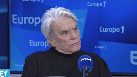Bernard Tapie quitte le plateau d'Europe 1, ulcéré par les questions d'Audrey Crespo-Mara