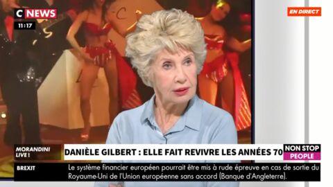 VIDEO Danièle Gilbert prend la défense de Jean-Marie Bigard après sa blague sur le viol