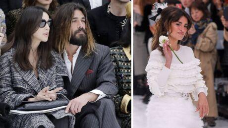 PHOTOS Chanel – Penélope Cruz défile, Marion Cotillard, Claudia Schiffer: pluie de stars pour rendre hommage à Karl Lagerfeld