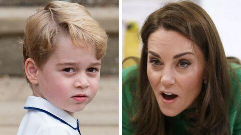 Kate Middleton: la remarque blessante du prince George devant ses performances sportives