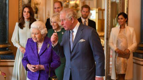 PHOTOS Kate Middleton et Meghan Markle: grandes retrouvailles à Buckingham Palace
