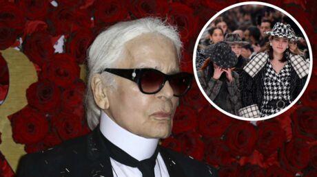 Mort de Karl Lagerfeld: cette grande amie du créateur qui était absente du dernier défilé Chanel