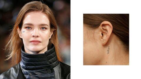 Les tatouages éphémères en disent long chez Stella McCartney